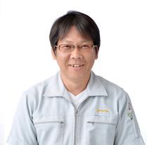 チーフ(総務担当) 川田 政芳
