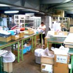 EC物流発送代行2014.7月の出荷梱包個数54,057個