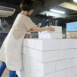 EC物流発送代行2015.4月の出荷梱包個数55、153個