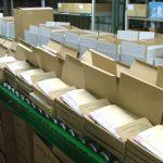 EC物流発送代行2017.1月の出荷梱包個数157,820 個