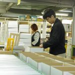 EC物流発送代行2015.6月の出荷梱包個数68,594個